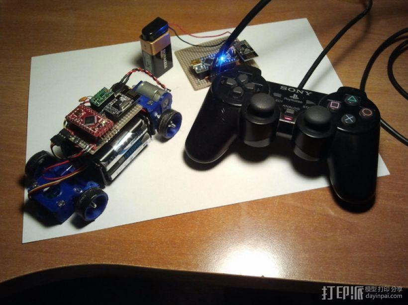 遥控车 3D模型  图13