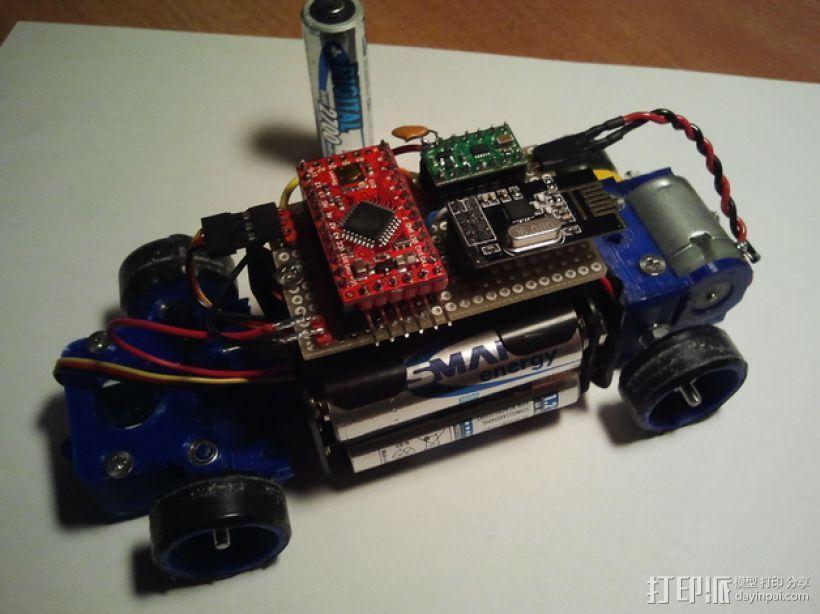 遥控车 3D模型  图11