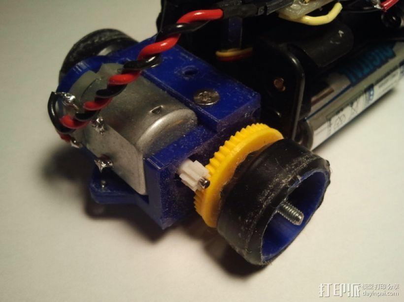 遥控车 3D模型  图15
