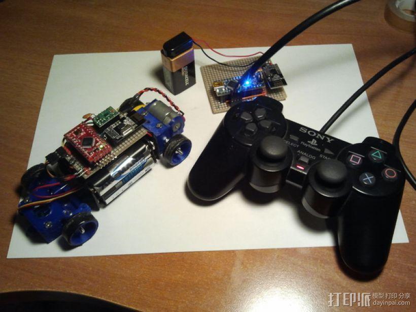 遥控车 3D模型  图14