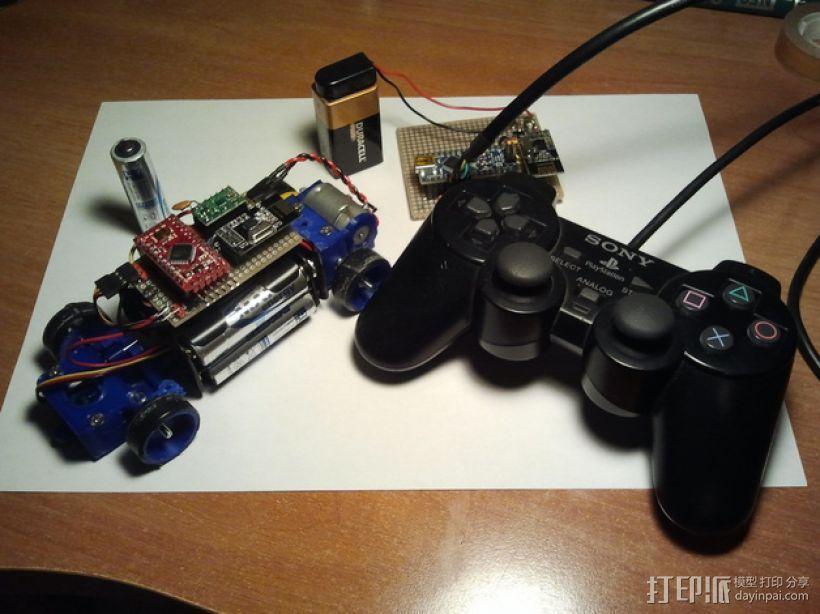 遥控车 3D模型  图16