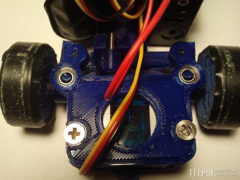遥控车 3D模型  图17