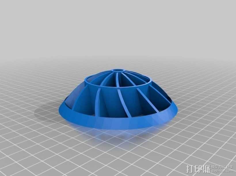 足球 3D模型  图8