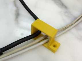 线缆夹 3D模型