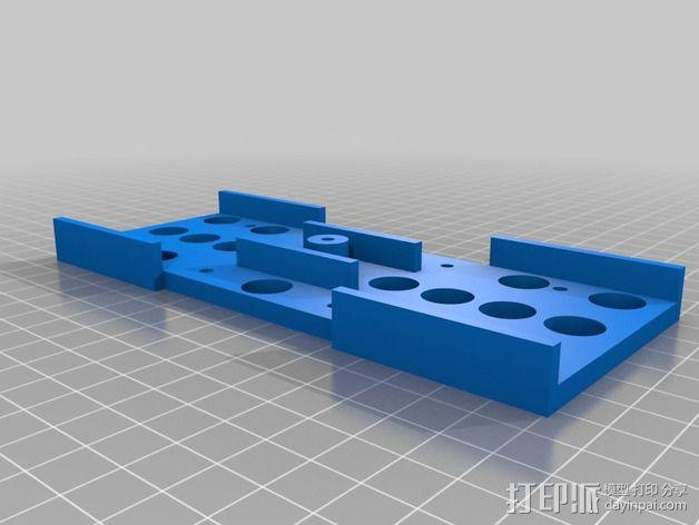 四轴飞行器 3D模型  图3