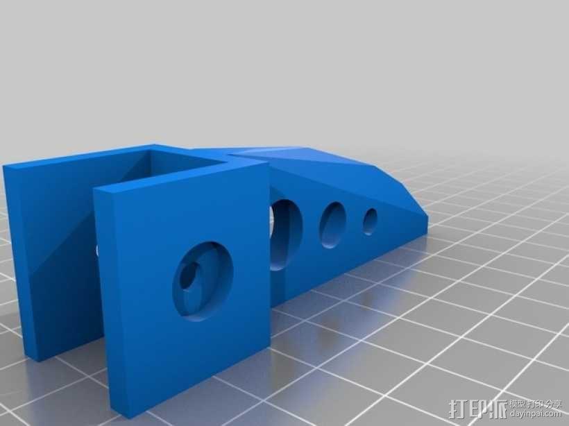 四轴飞行器 3D模型  图20