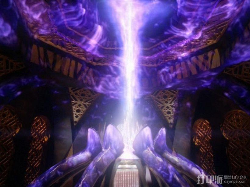星际之门 照明灯 3D模型  图9