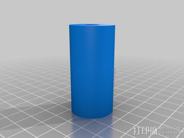 十字弓  3D模型  图9