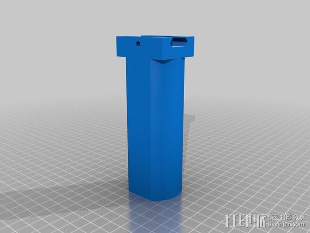 十字弓  3D模型  图12