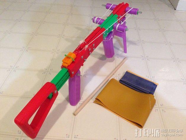 十字弓  3D模型  图23