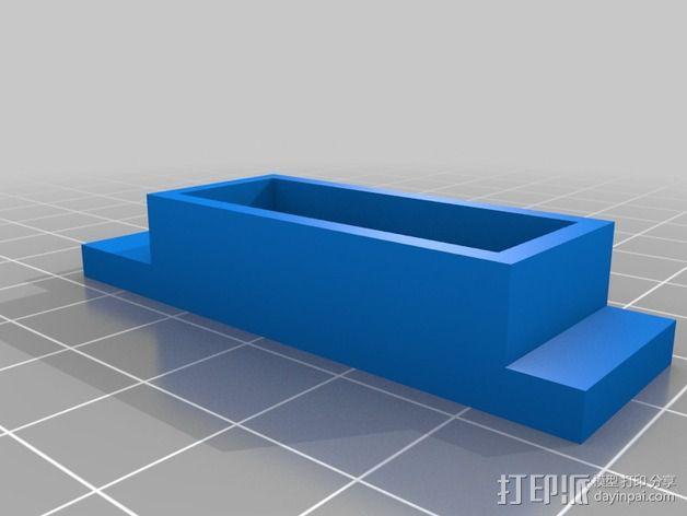 迷你CNC设备 3D模型  图6