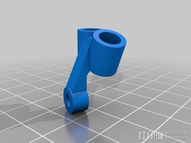 开源机器人躯干 3D模型  图4