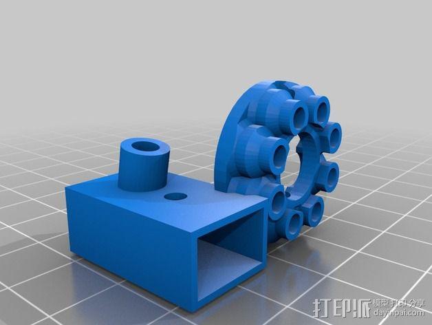开源机器人躯干 3D模型  图7