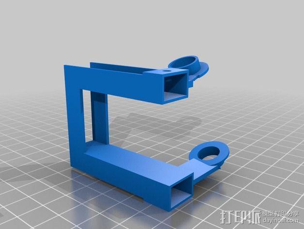 开源机器人躯干 3D模型  图8