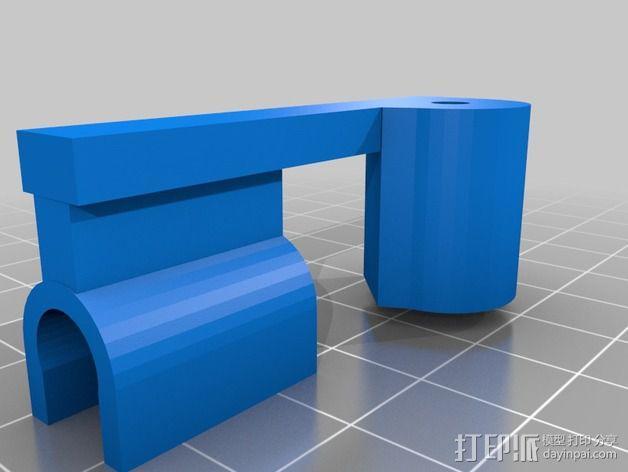 开源机器人躯干 3D模型  图9