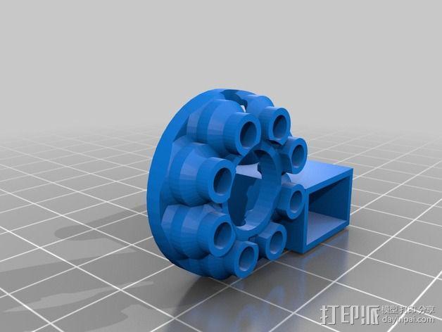 开源机器人躯干 3D模型  图10