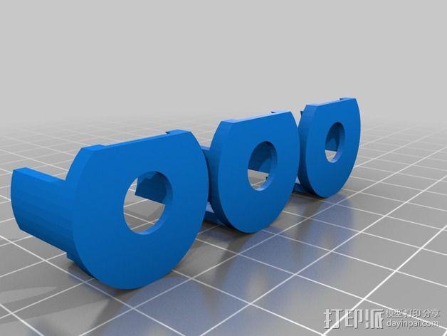 开源机器人躯干 3D模型  图11