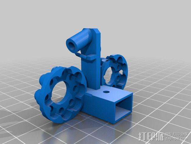开源机器人躯干 3D模型  图13