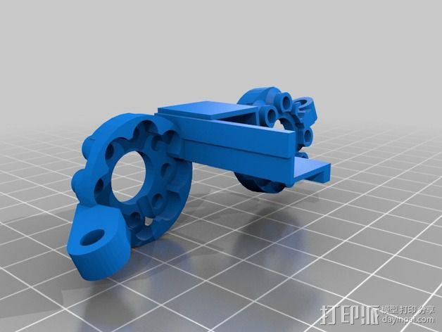 开源机器人躯干 3D模型  图15