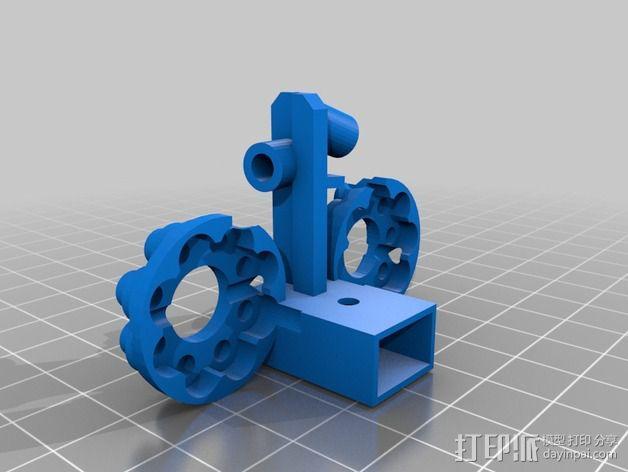 开源机器人躯干 3D模型  图16
