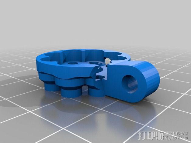 开源机器人躯干 3D模型  图17