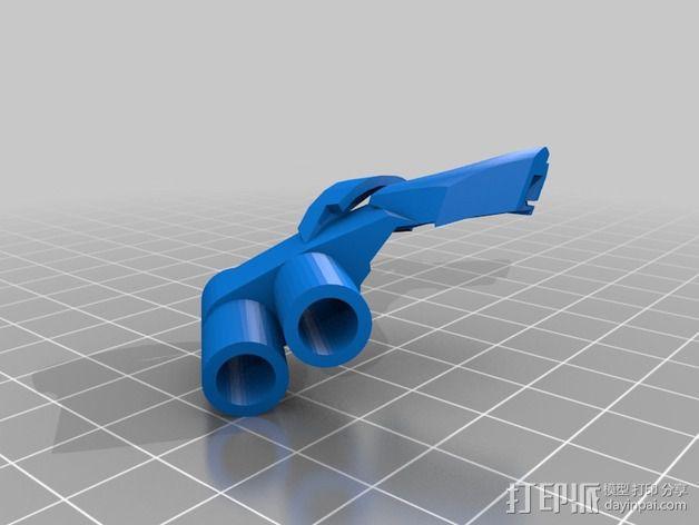 开源机器人躯干 3D模型  图18