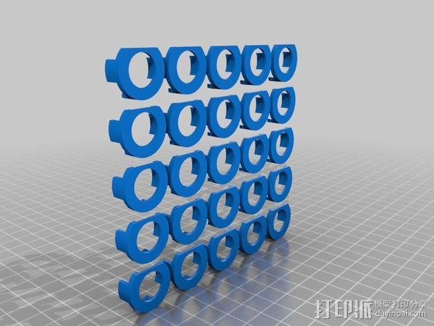 开源机器人躯干 3D模型  图19