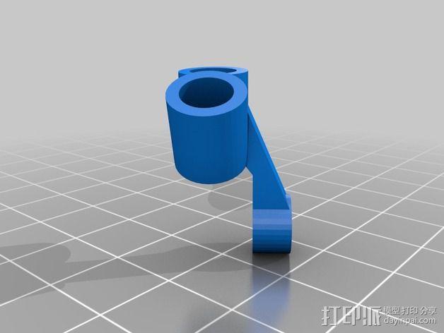 开源机器人躯干 3D模型  图22
