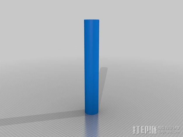 开源机器人躯干 3D模型  图26