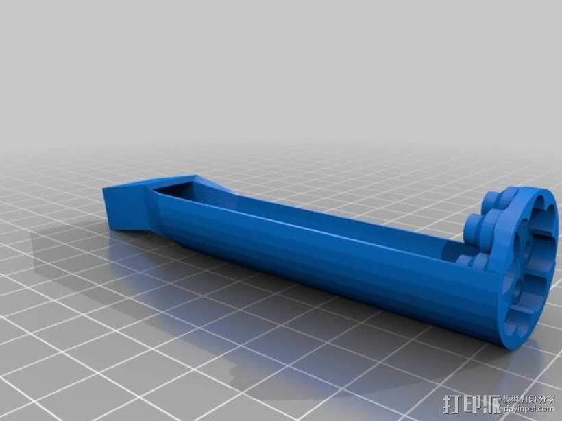 开源机器人躯干 3D模型  图27
