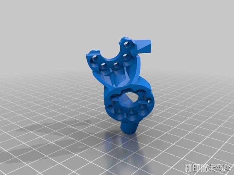 开源机器人躯干 3D模型  图28