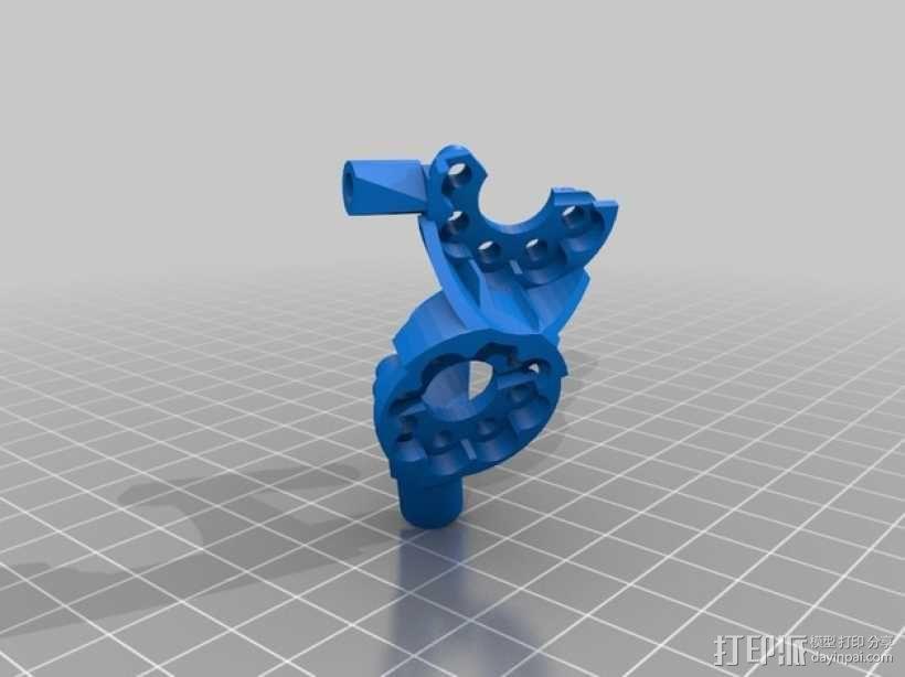 开源机器人躯干 3D模型  图30