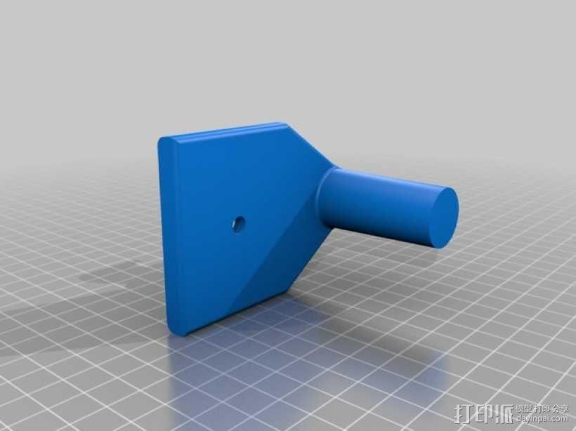 3D扫描仪支架 3D模型  图7