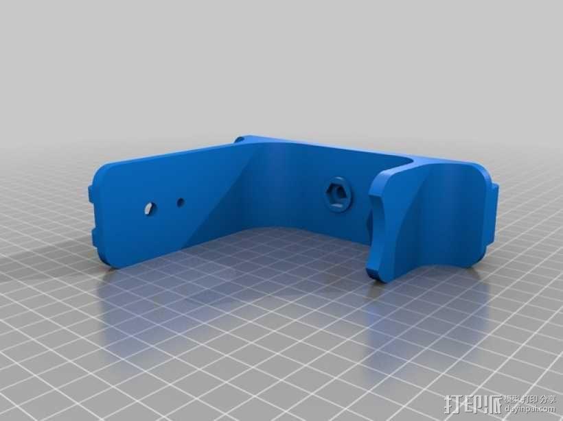 3D扫描仪支架 3D模型  图6