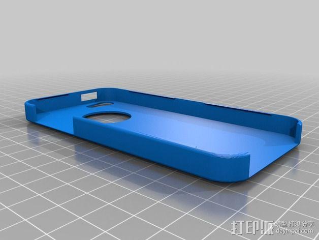 iPhone5手机壳 3D模型  图1