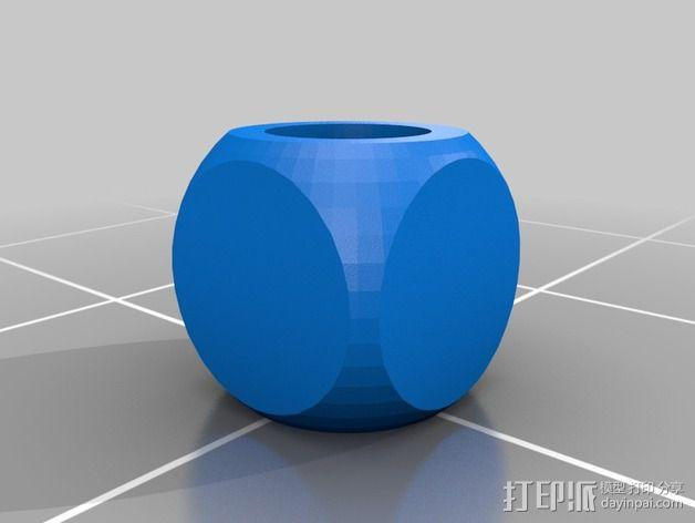 LED扩散器 3D模型  图3
