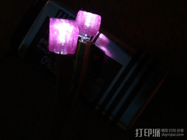 LED扩散器 3D模型  图6