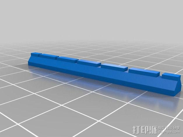 吉他 3D模型  图6