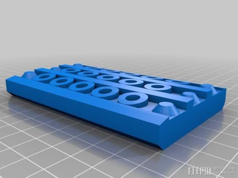 坦克履带 3D模型  图8