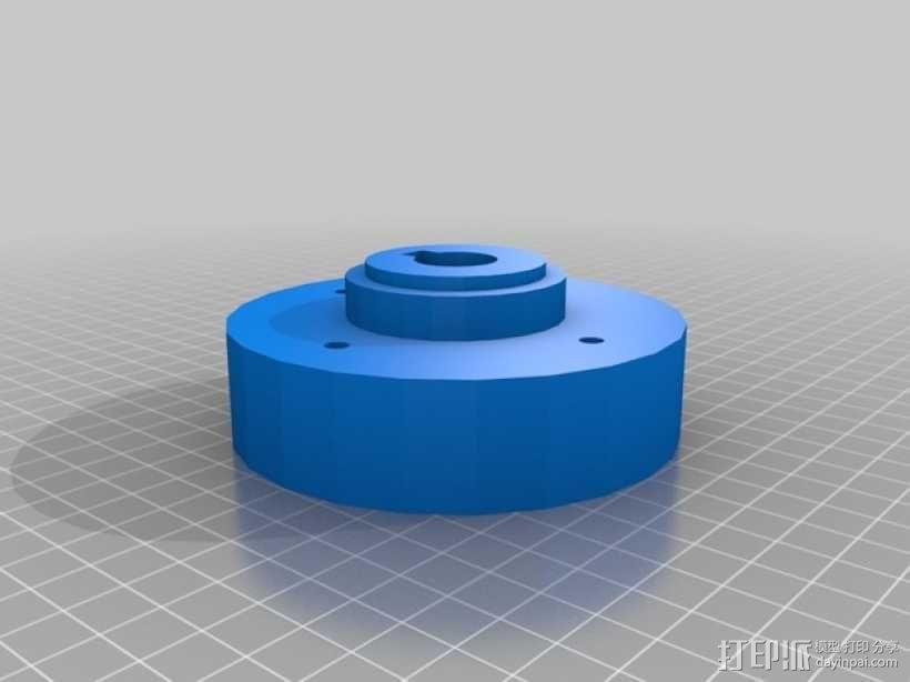 坦克履带 3D模型  图10