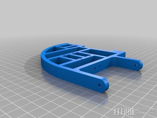 电子仿生眼球 3D模型  图3