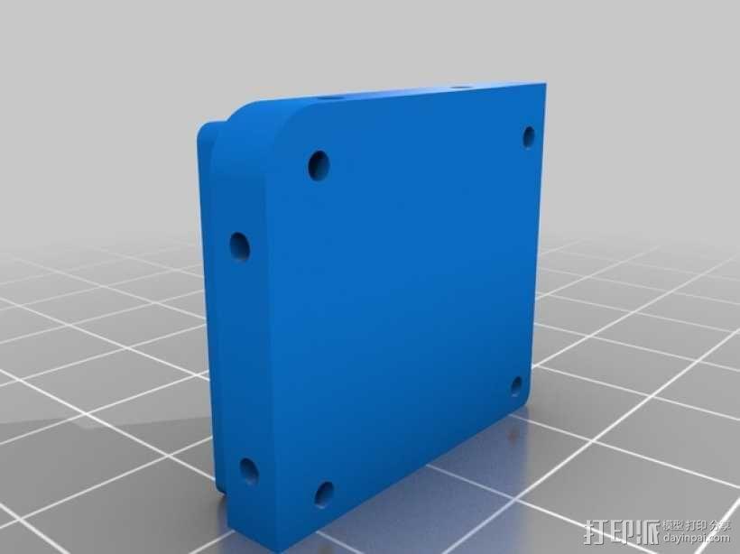 Tamarisk 320相机常平架 3D模型  图2