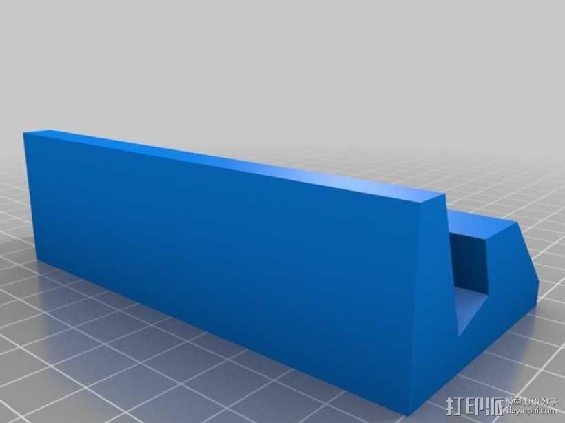 iPhone4S手机底座 3D模型  图2
