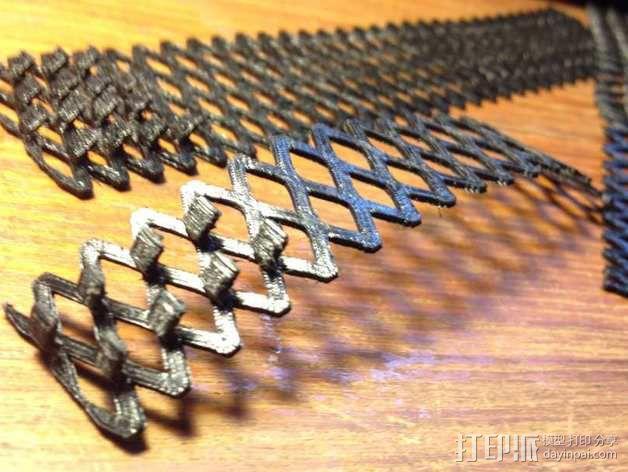 可重复使用的带环 3D模型  图4