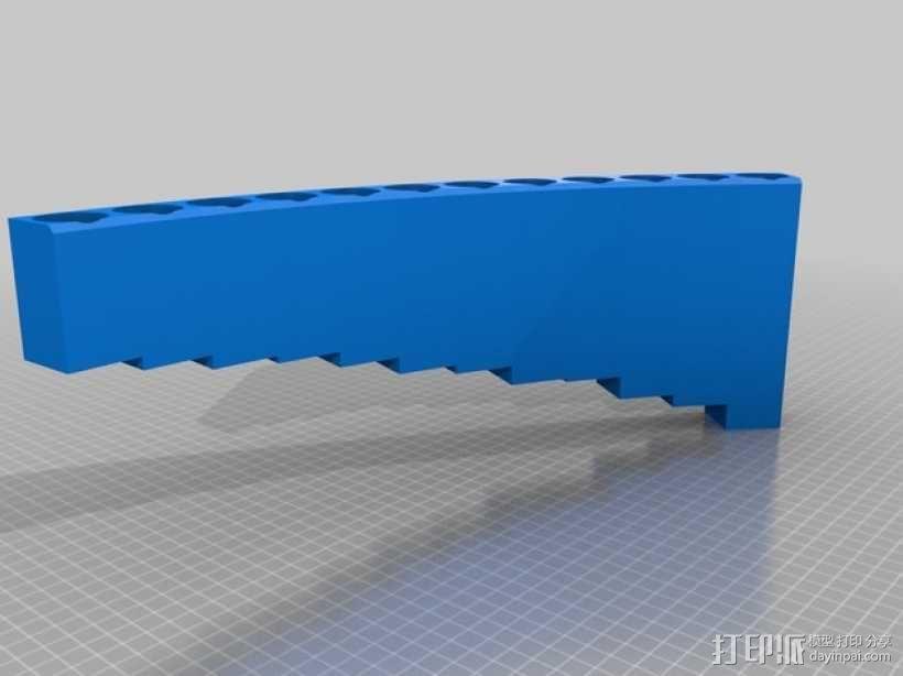 排萧 3D模型  图1