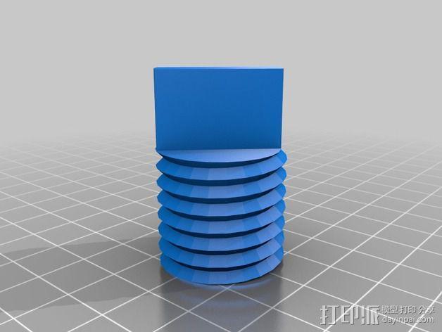 排萧 3D模型  图5