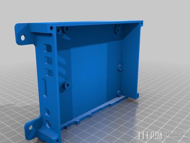 四轴飞行器底座 3D模型  图20