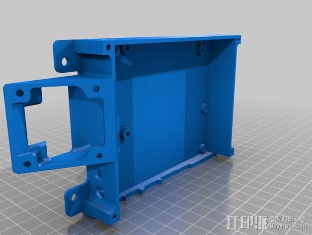 四轴飞行器底座 3D模型  图19