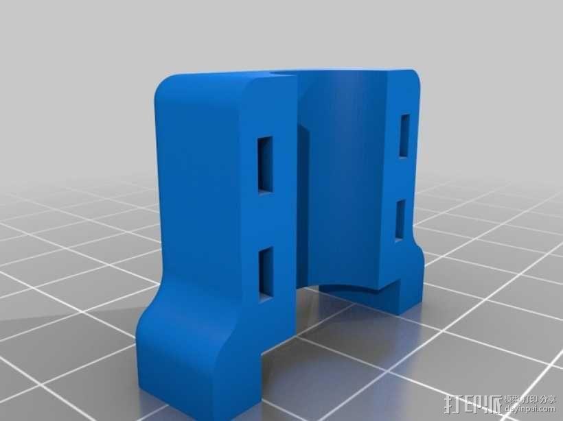 四轴飞行器 3D模型  图15