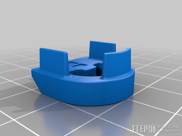 Wingjoiner 飞机零部件 3D模型  图3